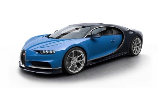 VIDEO: Watch This Bugatti Chiron Hit 420km/h!