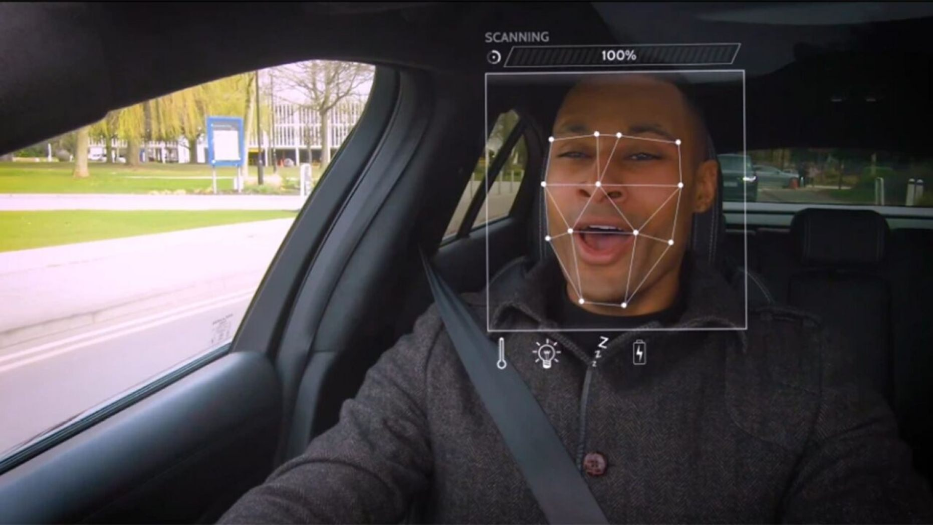 Jaguar Land Rover's Artificial Intelligence Knows You Better Than You Do