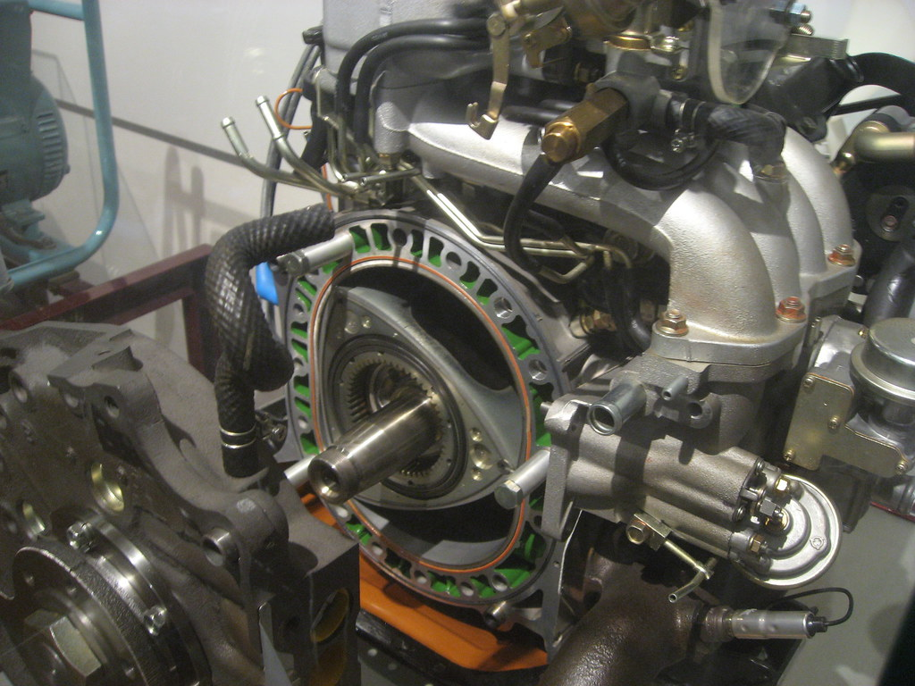 Where Has The Wankel Engine Gone? And How Does It Work?