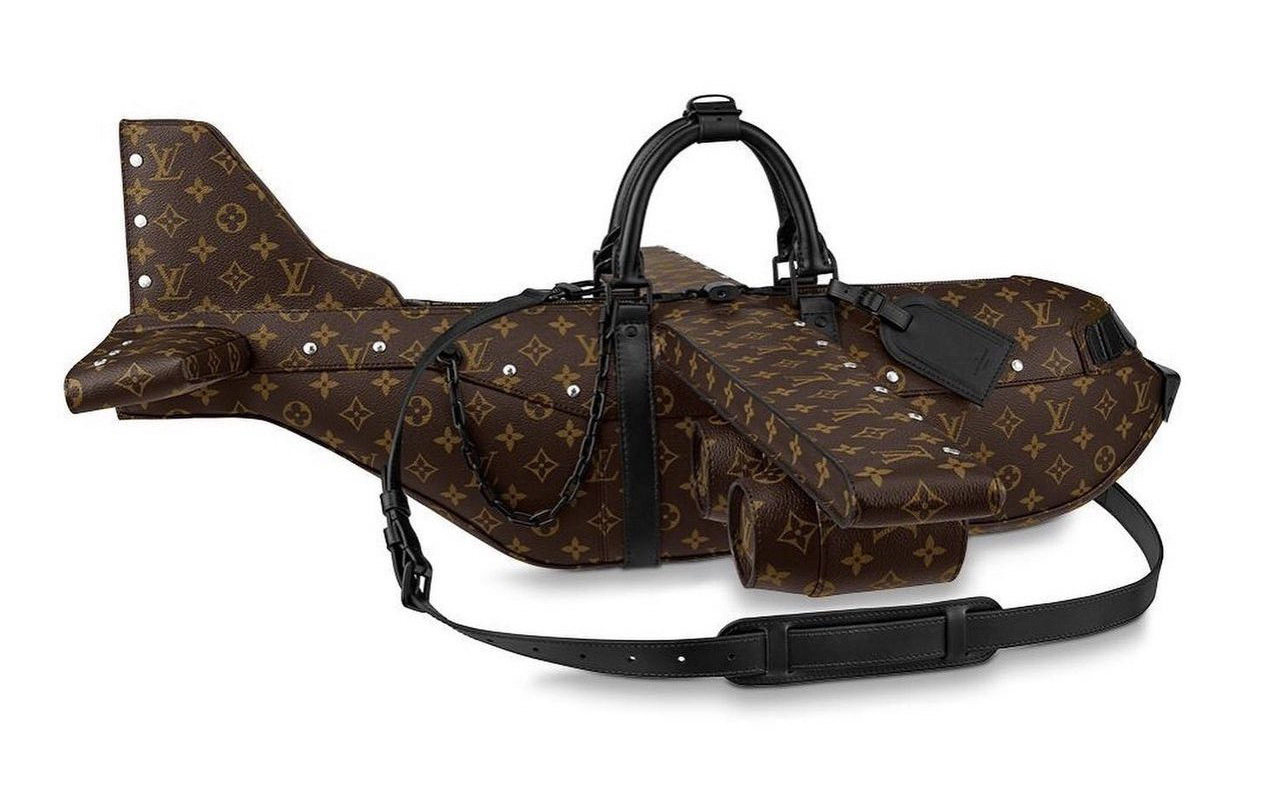 This Airplane-Shaped Bag by Louis Vuitton Costs the Same As a Car