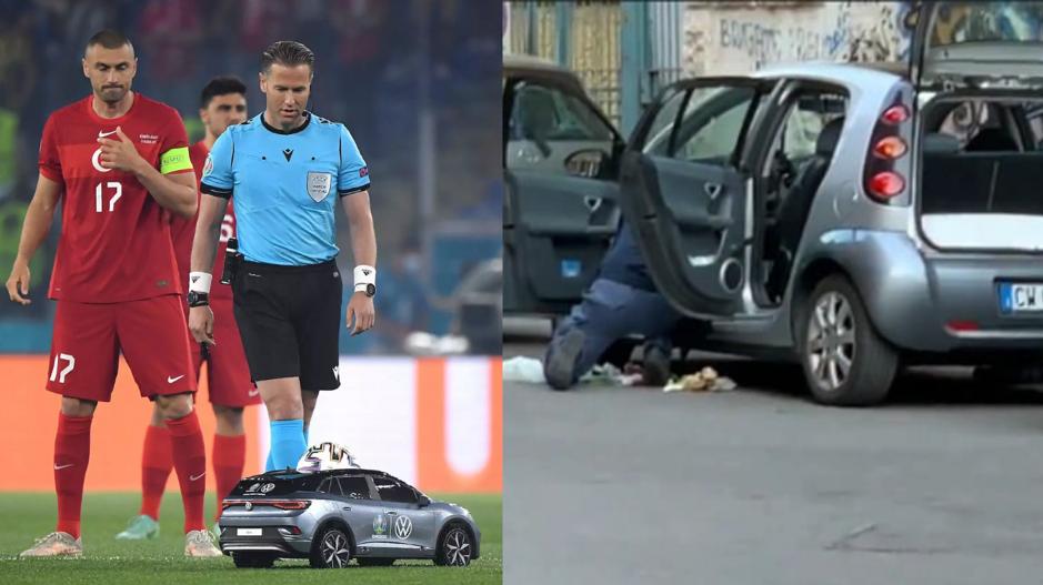 Italy Euro 2020: Mula Dengan Kereta Kawalan Jauh Dan Kini Bom Kereta Pula?