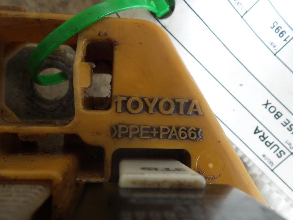 fuse box supra toyota 1995  fuse box diagram 94 toyota supra