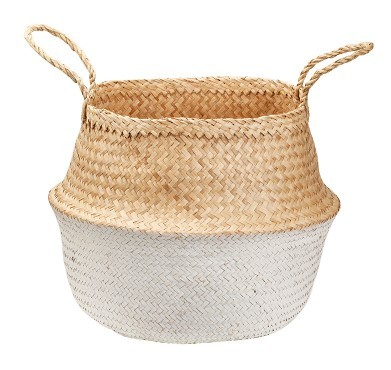 Premium Rice Basket Medium Multicoloured