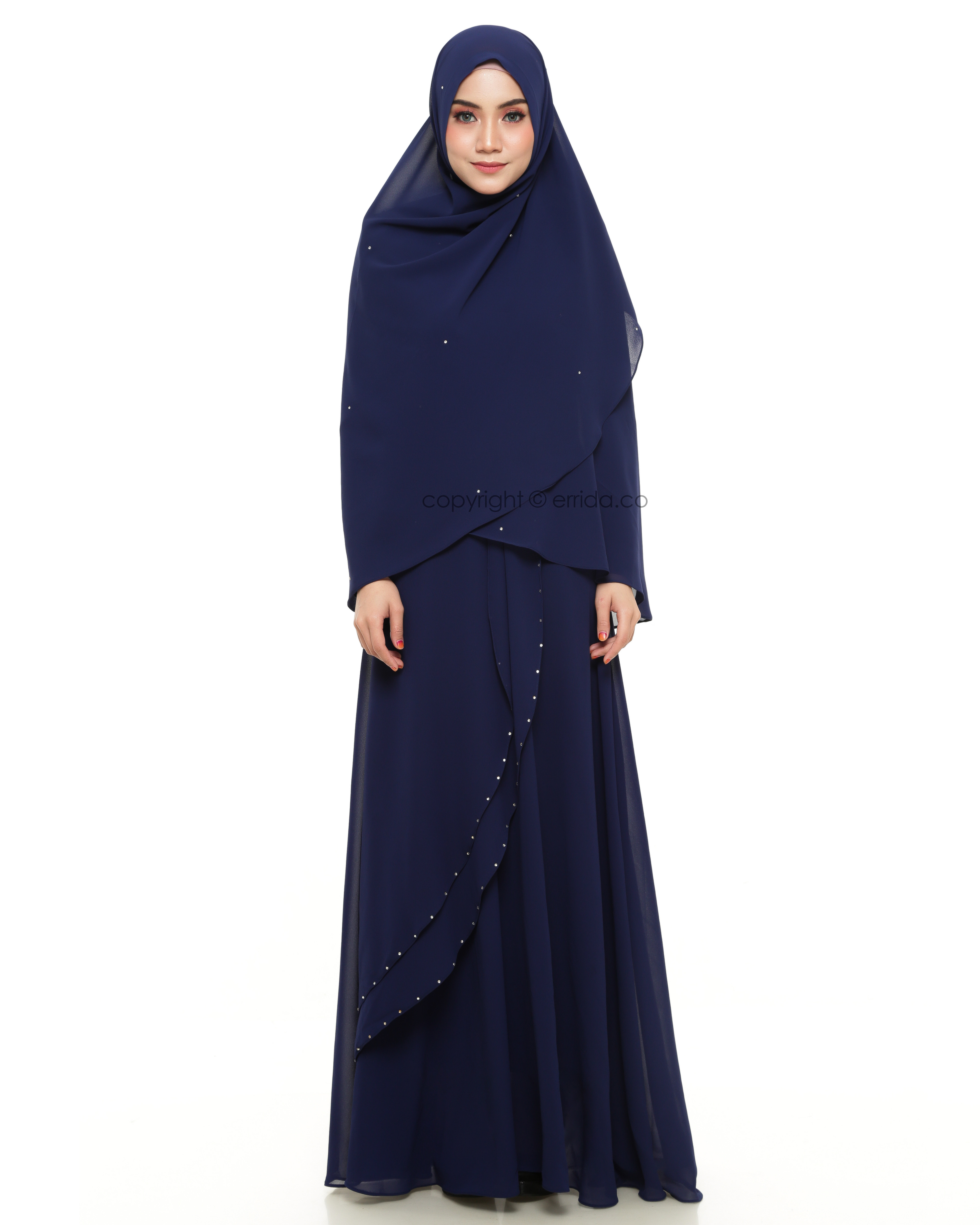 MEDINNA - NAVY BLUE