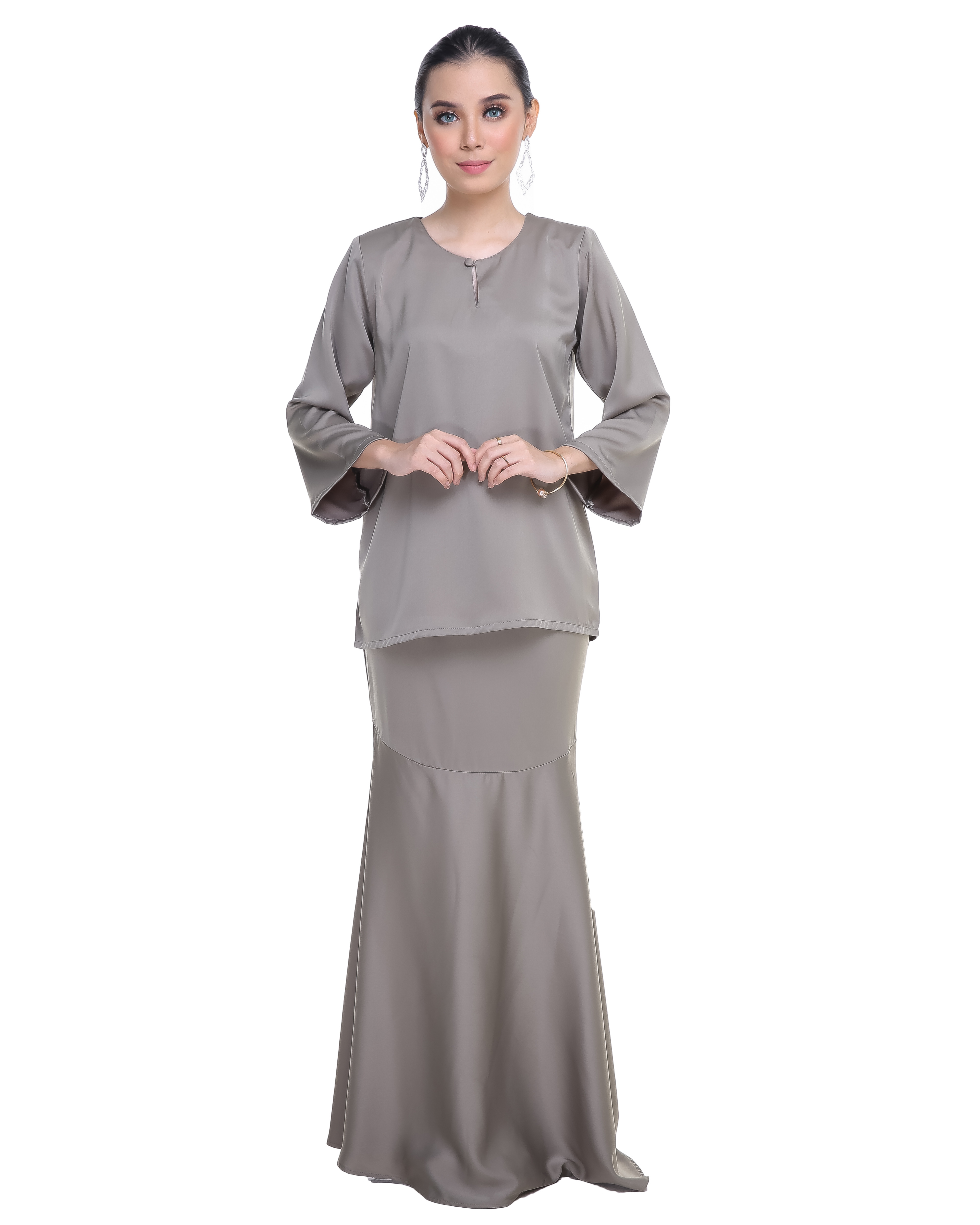 Kurung Kedah - Olive