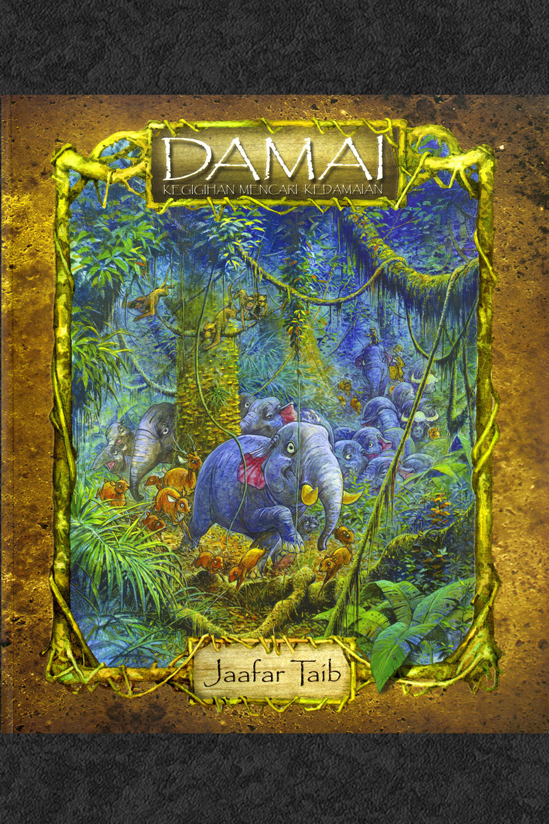 DAMAI (SOFT COVER)
