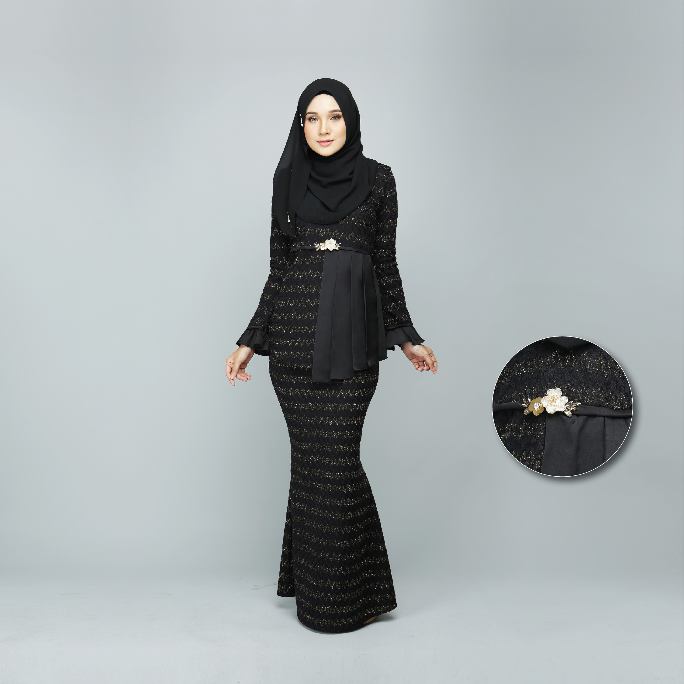 Ratu Off Black