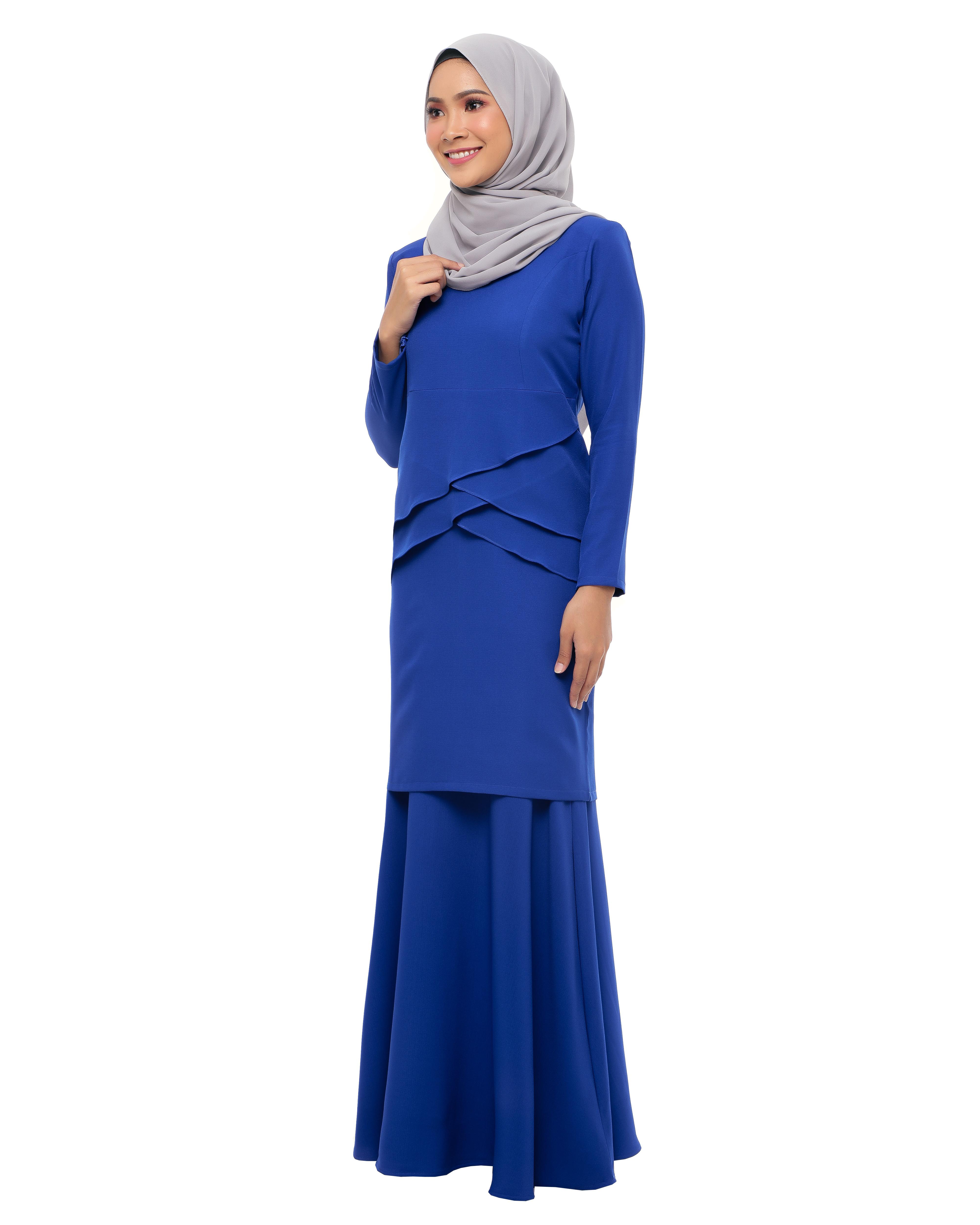 Aleysha - Royal Blue