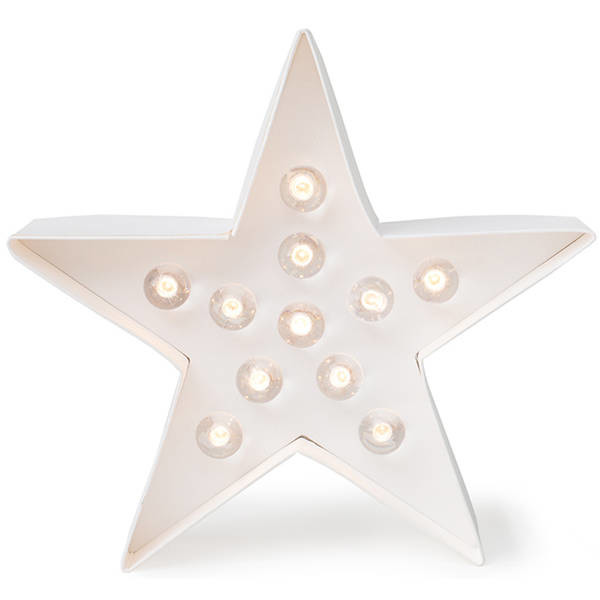 Heidi Swapp Marquee Love Star Shape White
