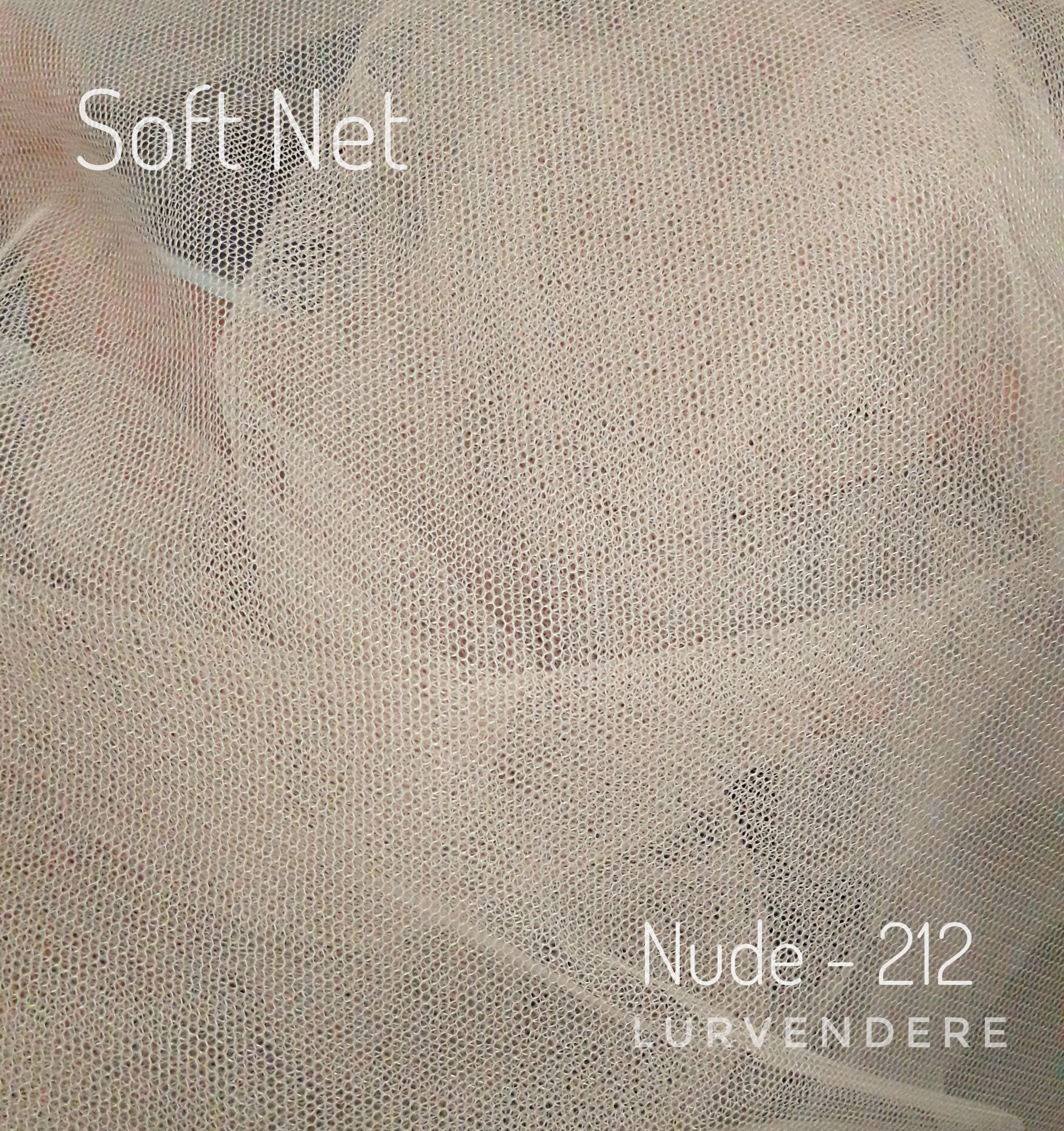 Soft Net - Nude ( 212 )