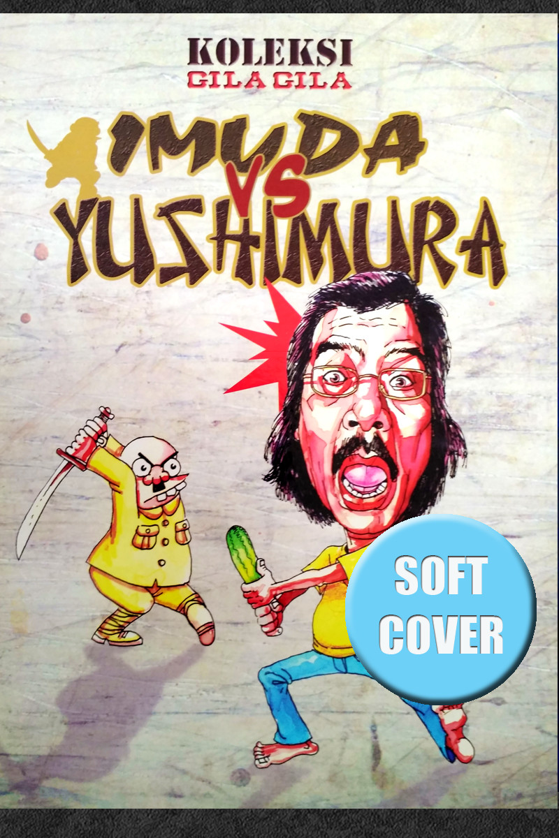 IMUDA VS YUSHIMURA (SOFT COVER)