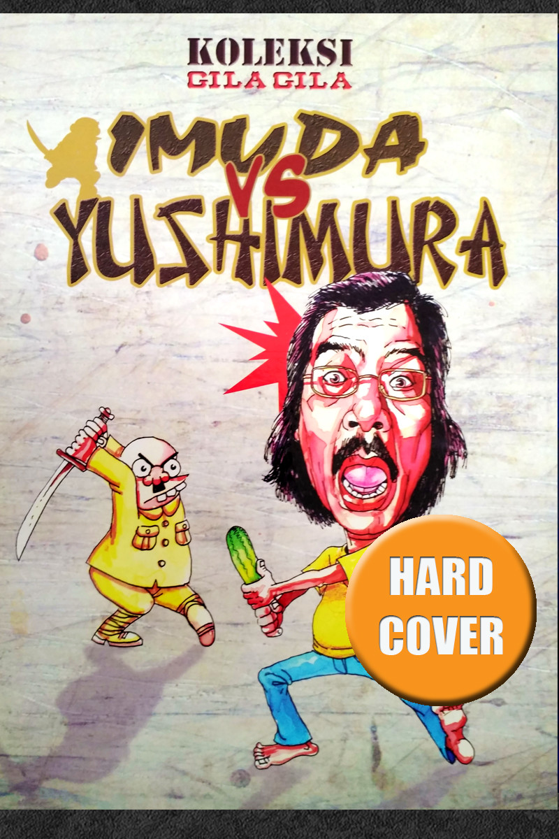 IMUDA VS YUSHIMURA (HARD COVER)