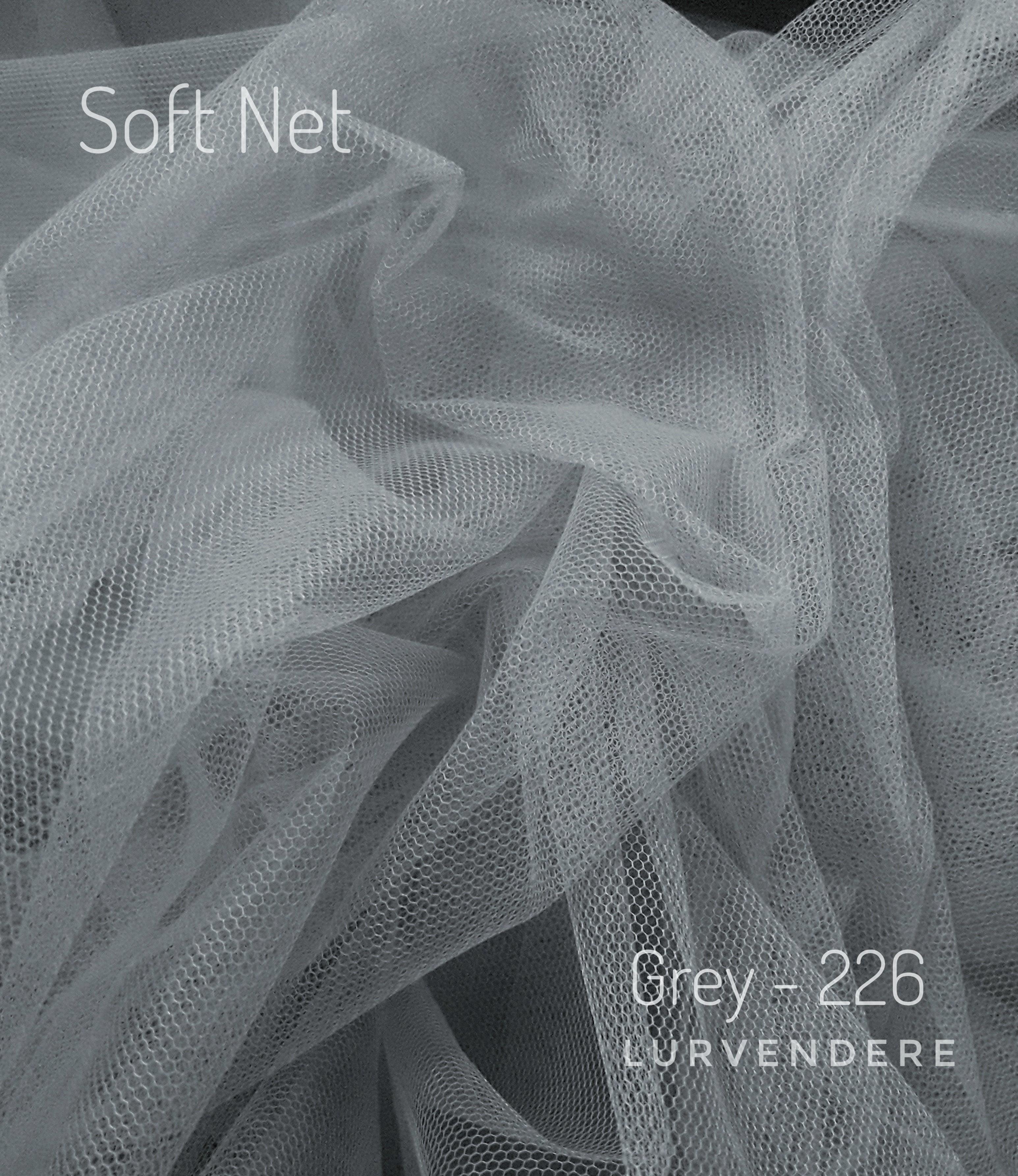 Soft Net - Grey ( 226 )