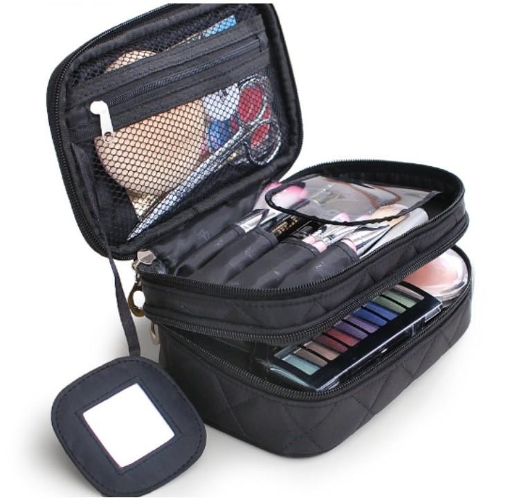 Travel Makeup Bag by Nana Mahazan