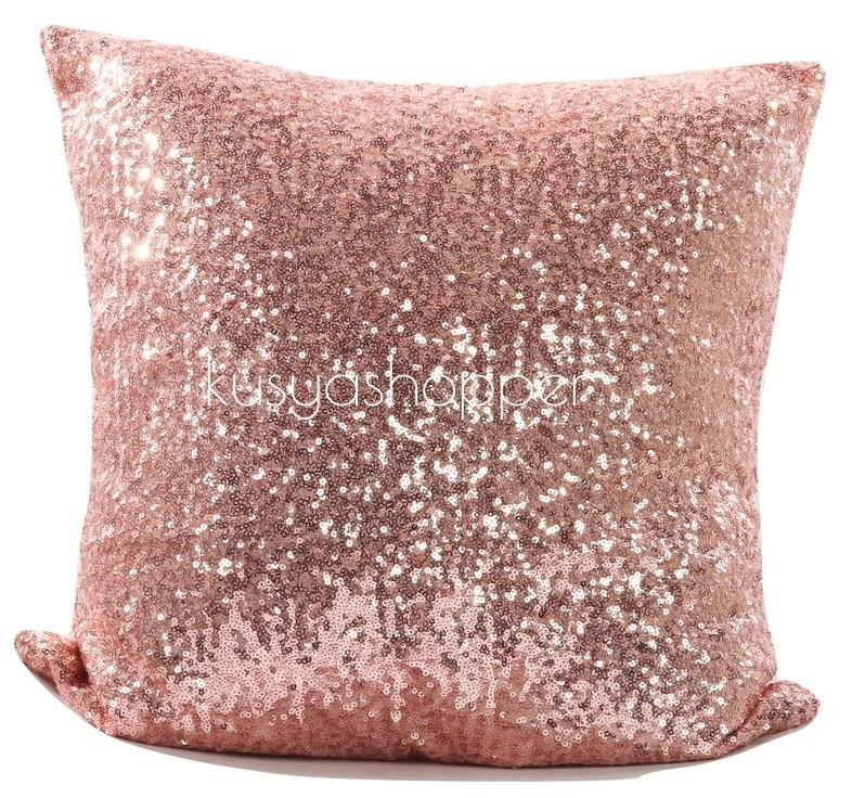 Sequin Cushion Cover 45x45cm