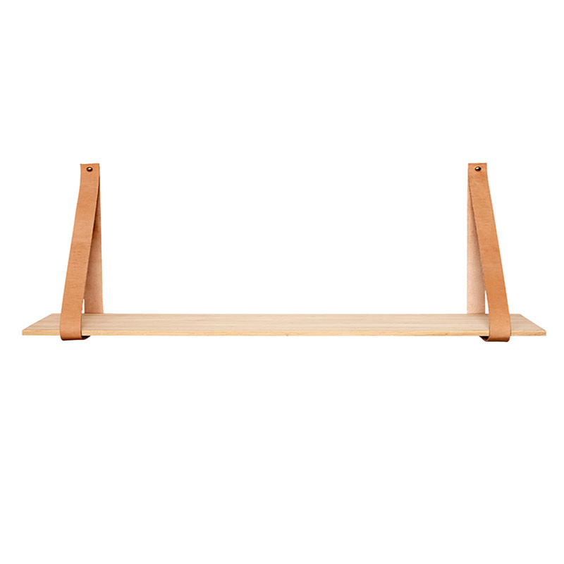 Wall Shelf with Strap