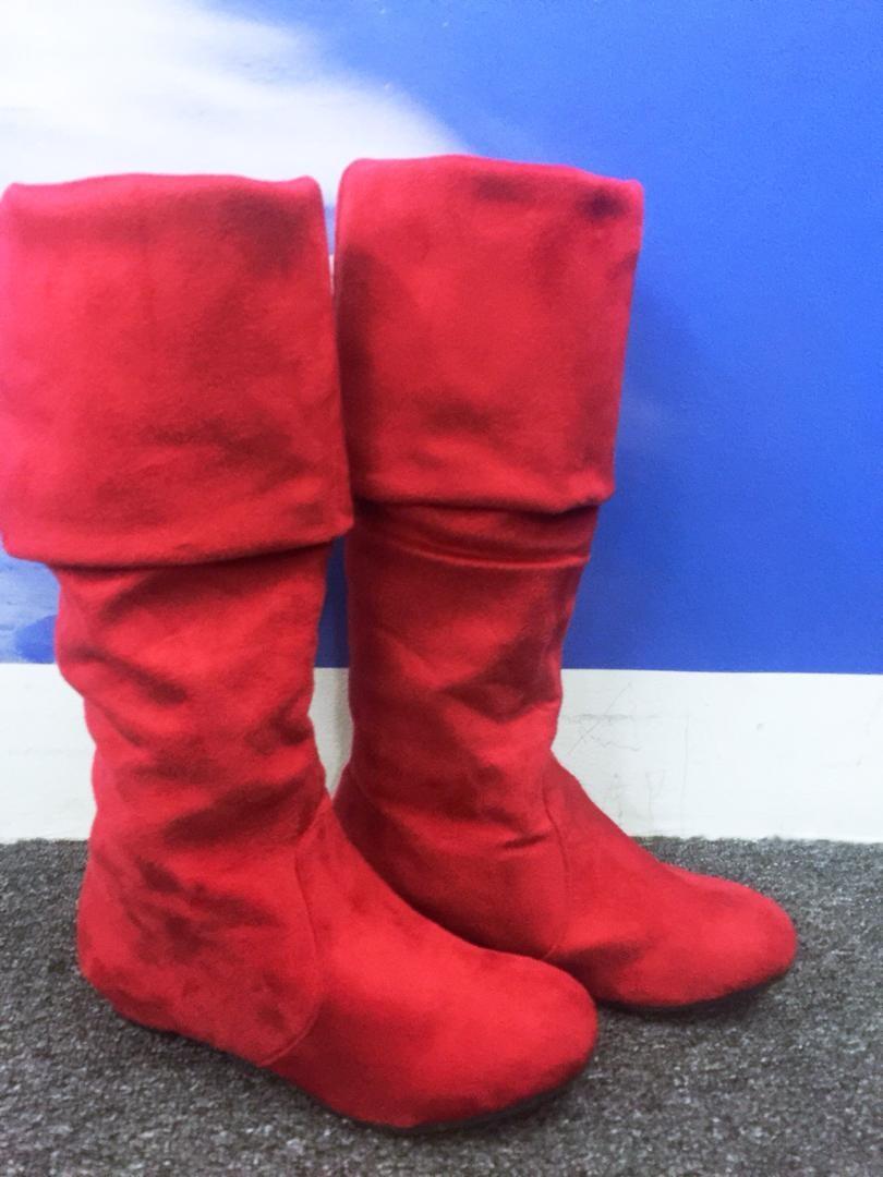 BP1725- Suede Strech boot