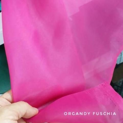 Organdy Fuchsia ( 43 )