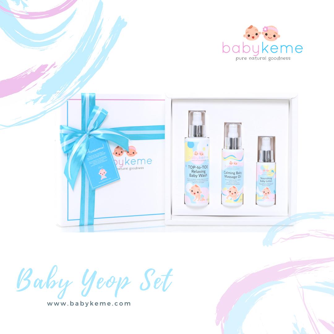 Baby Yeop Set (Boy)