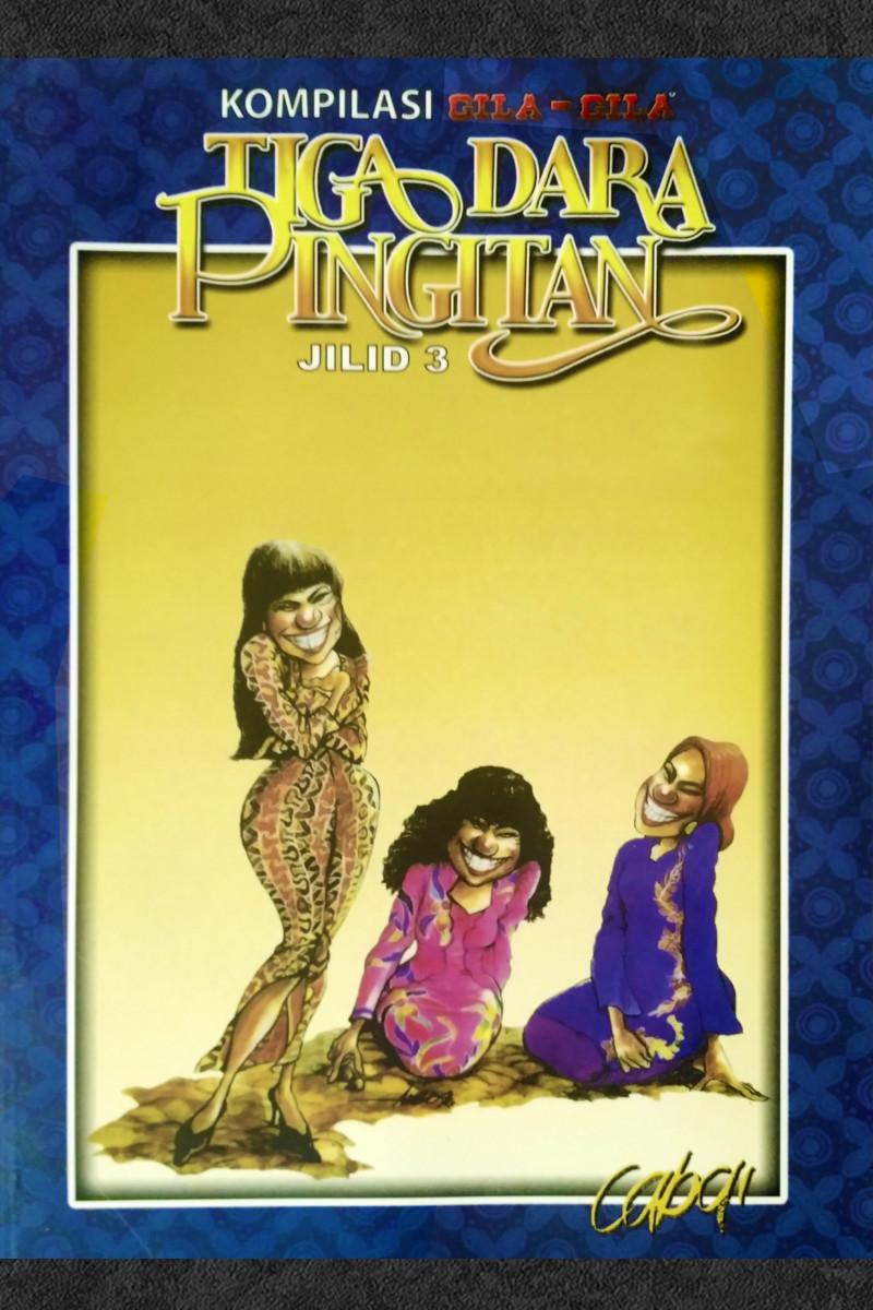 TIGA DARA PINGITAN - JILID 3 (SOFT COVER)