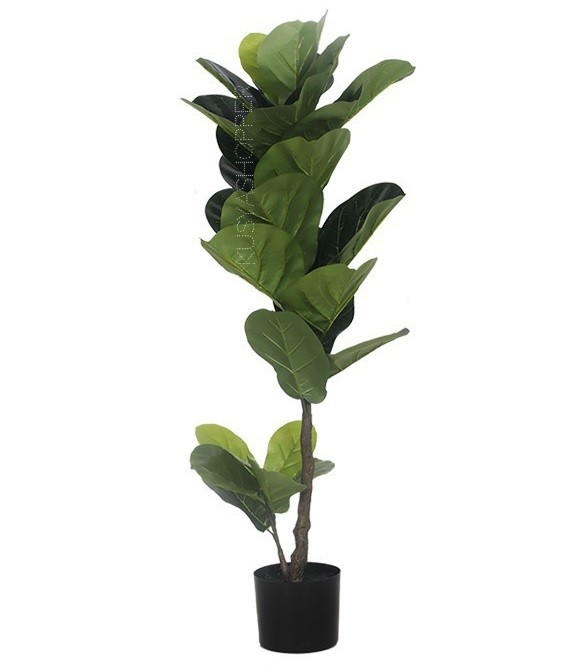 Artificial Fiddle Fig Tree 110cm