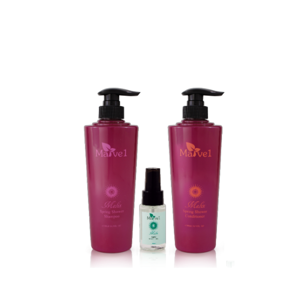 Shampoo/Conditioner+Tonic Small