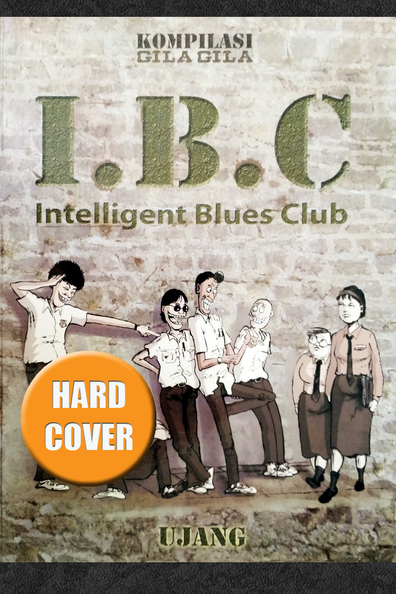 I.B.C INTELLIGENT BLUES CLUB (H.COVER)