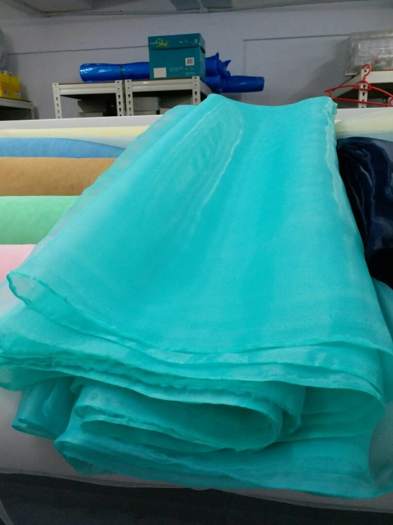 Organdy Turquoise ( 23 )