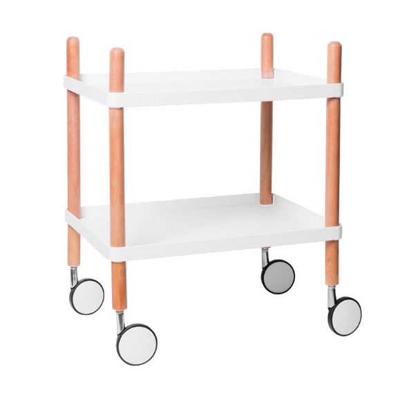Nordic Tray Trolley Table