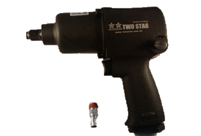 "Two Star 1/2"" Heavy Duty Impact Wrench"