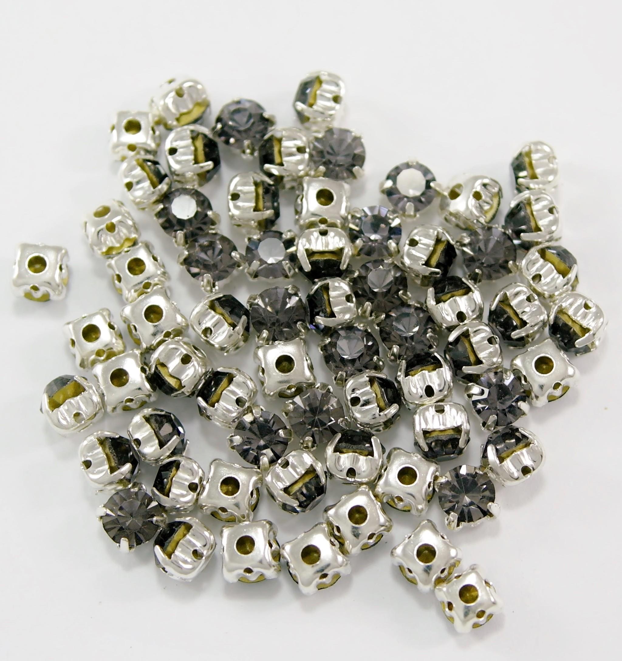 SS28 montees - Black Diamond B2 ( 200 pcs )