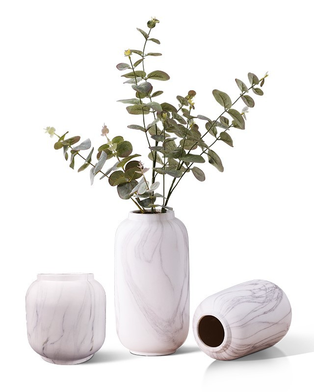 Marble Pretty Vase