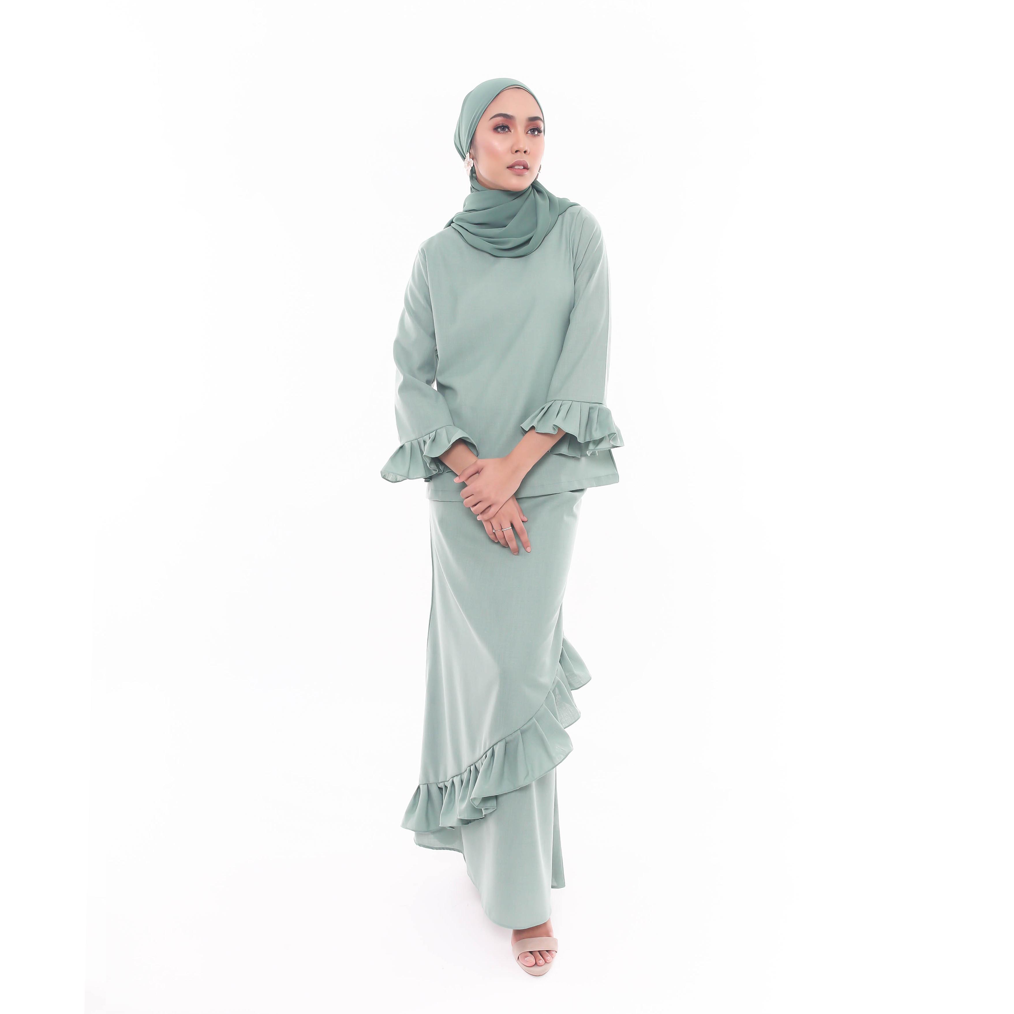 Althea Kurung Seagreen