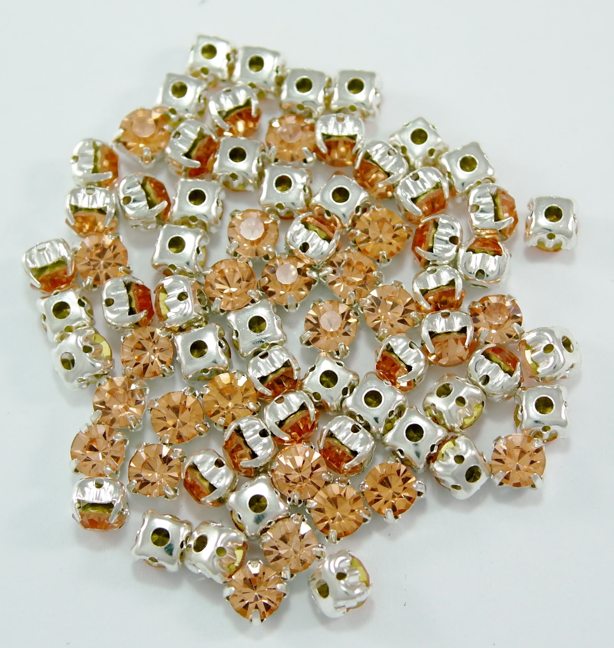 SS21 montees - Light Peach B12 ( 300 pcs )