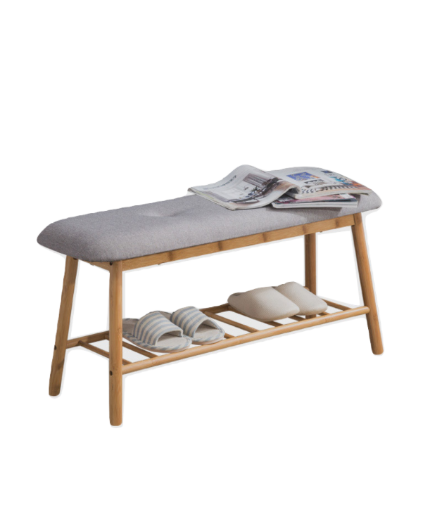 Scandi Shoe Rack 90cm
