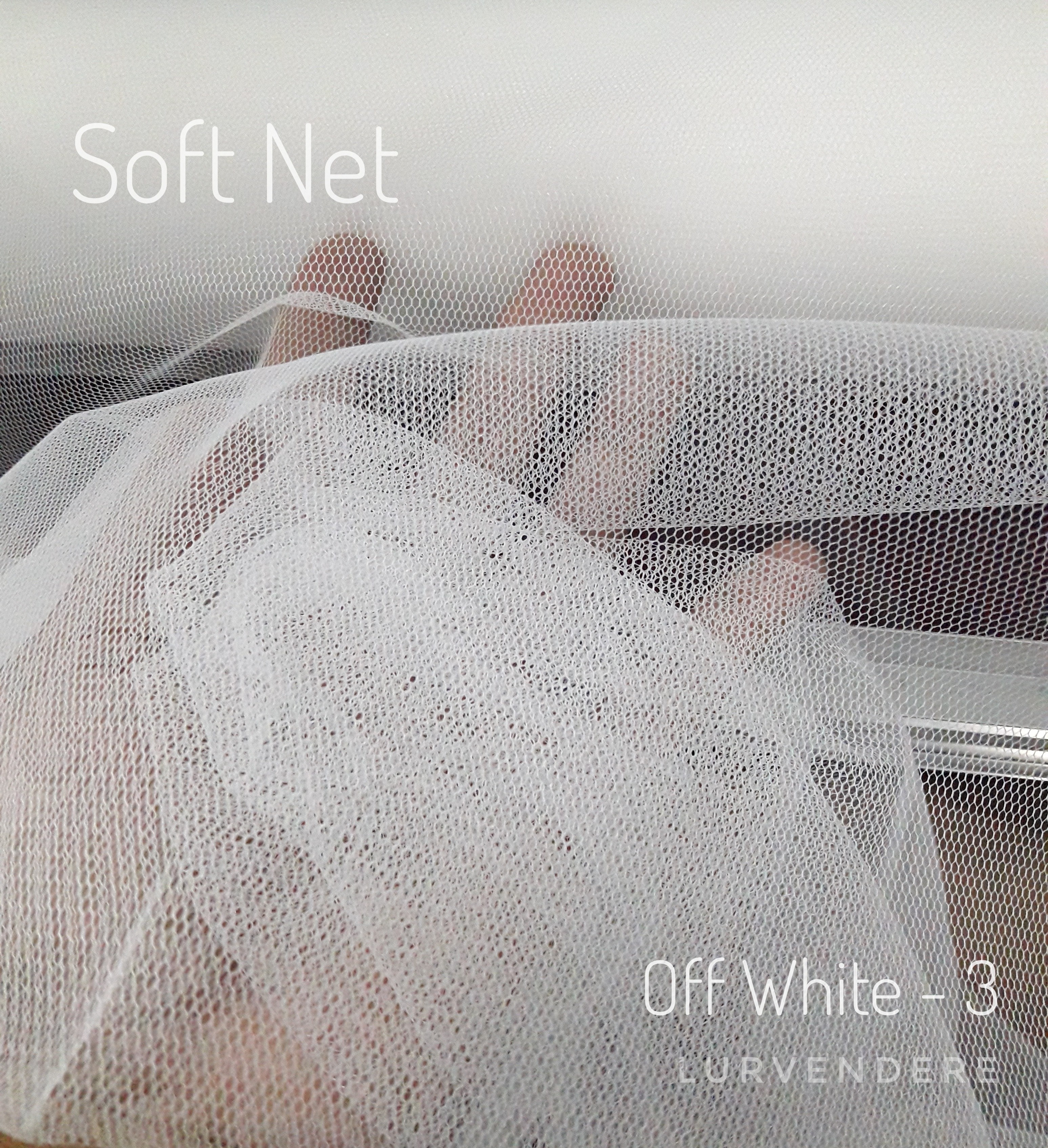 oft Net - Off white ( 3 )
