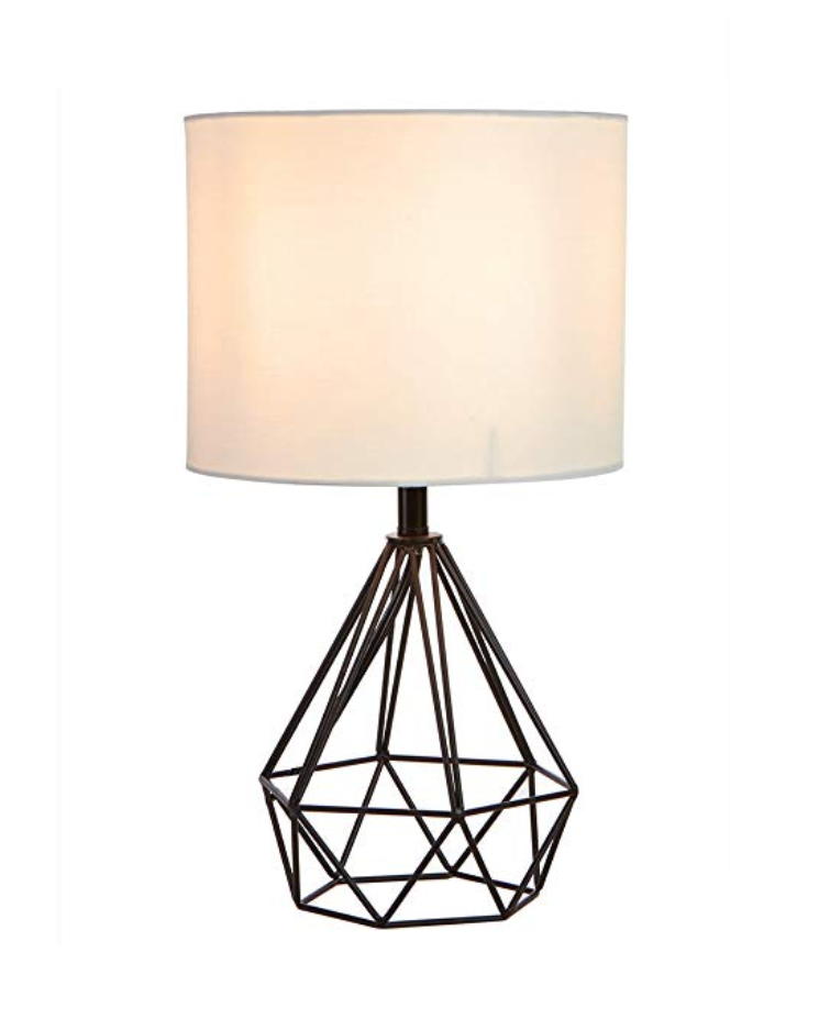 Wire Geometric Table Lamp (PRE ORDER)