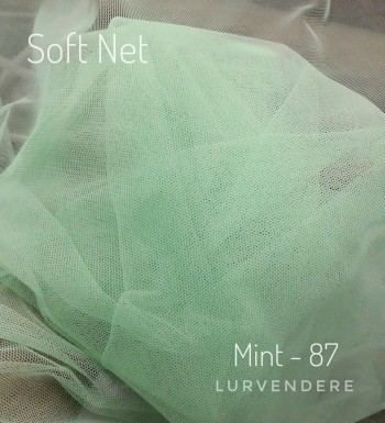 Soft Net - Mint ( 87 )
