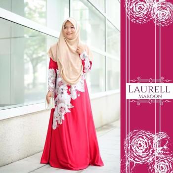 LAURELL JUBAH