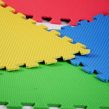 Colourful Eva Mat (4 pcs)