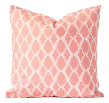 Diamond Coral Cushion Cover 50x50cm