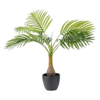 Artificial Palm Plant Green 70 x 60 cm