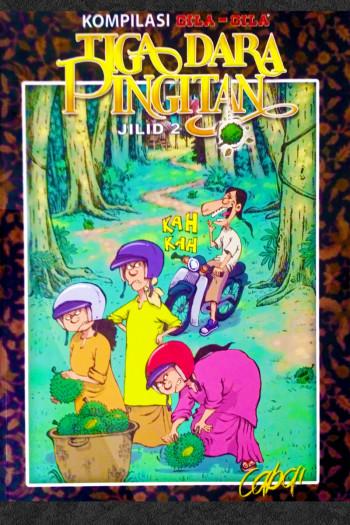 TIGA DARA PINGITAN - JILID 2 (SOFT COVER)