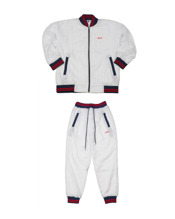 BAEK TRACKSUIT - BLUE/RED