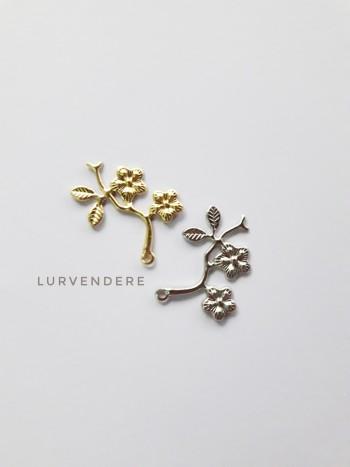 Brass flower 2