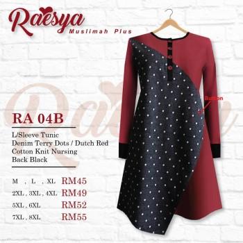 RA12b (2XL -4XL)      - Doabonda