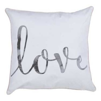 Ombre Home Love Cushion