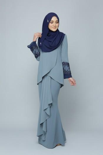 Indah Leisure Blue (Lace Blue)