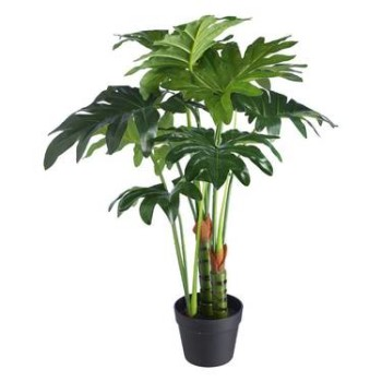 Artificial Philendron Potted Plant 75cm