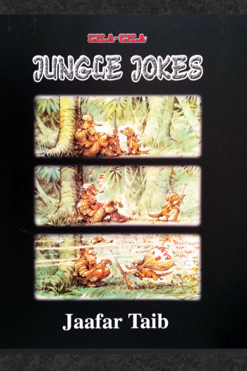 JUNGLE JOKES - JAAFAR TAIB